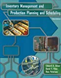 img - for Inventory Management and Production Planning and Scheduling by Edward A. Silver (1998-01-23) book / textbook / text book