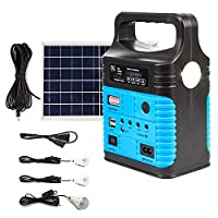 UPEOR Solar Generator Lighting System Po...