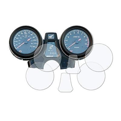 Speedo Angels Tableau de Bord Protecteur d'écran pour CB1100EX/RS (2017+) 1 x Ultra Transparent & 1 x Anti Reflet