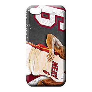 iPhone 4/4s Strong Protect Design Protective Stylish Cases phone back shell miami heat nba basketball