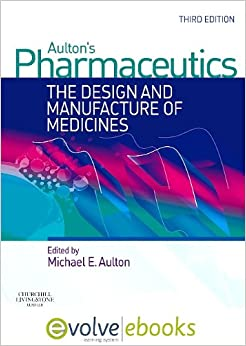 Book Aulton's Pharmaceutics Text and Evolve eBooks Package: The Design and Manufacture of Medicines