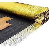 Wood & Laminate Flooring Underlay Foam Flooring UNDERLAYS | Comfort Gold 5MM