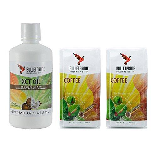 Bulletproof Upgraded Coffee Kit Normal