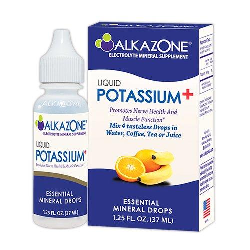 ALKAZONE® Liquid Potassium (Mineral Supplement) (Single)