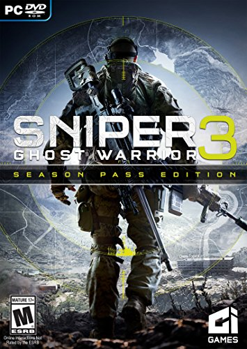 Sniper Ghost Warrior 3 PC Season Pass Edition