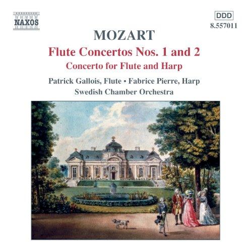 Mozart: Flute Concertos Nos. 1 And 2 / Concerto For Flute And Harp Concerto Flute Harp