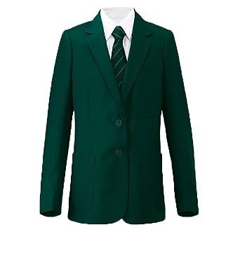 005d3927d Russell Girls Ladies School Formal Blazer Jacket Uniform Black Royal ...