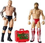 WWE Battle Pack: Daniel Bryan vs. Randy Orton Action Figure with MITB Briefcase Figure (2-Pack)