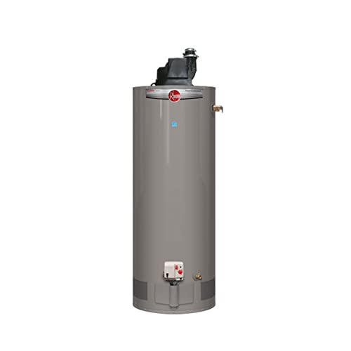 Rheem PROG50-42N RH67 PV Professional Classic Residential 42K BTU Power Vent Natural Gas Water Heater