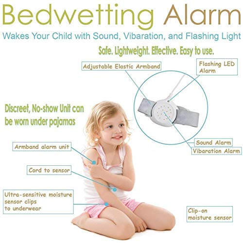 Buying Guide Bedwetting Alarm Winhy Nocturnal Enuresis
