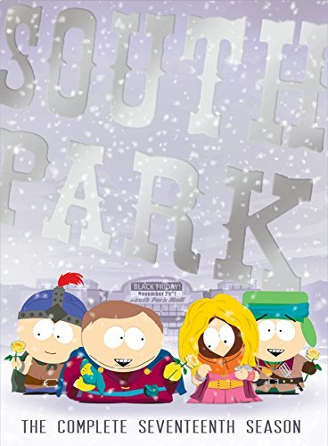 South Park: The Complete Seventeenth Season (2pc) [DVD] [Region 1] [NTSC] [US Import]