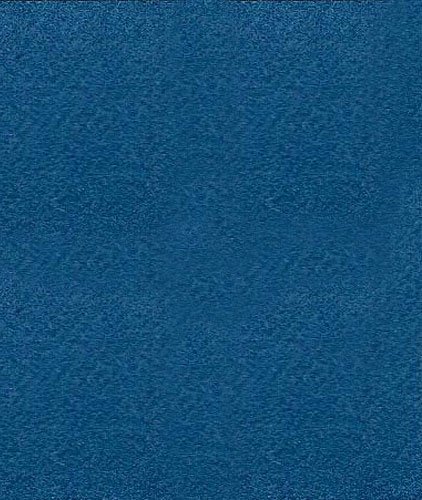 Imperial Leisure 8ft Bed and Rail Billiard Cloth Color: Electric (21 Oz Electric Blue Felt)