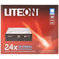 Lite-On IHAS324-17 24X DVD-WRITER,SATA,BLK,RETAIL
