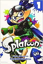 Splatoon, Vol. 1: Amazon.es: Hinodeya, Sankichi, Hinodeya