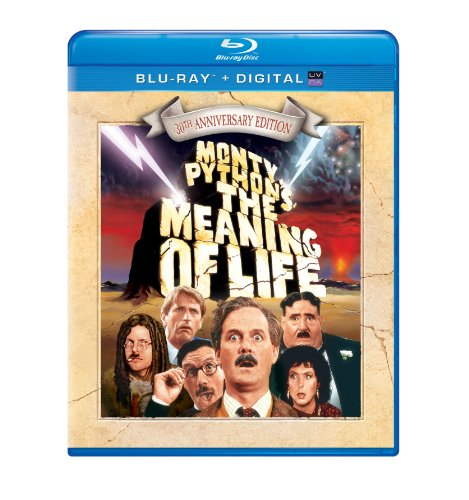 Monty Python's The Meaning of Life [Blu-ray] by Universal Pictures Home Entertainment