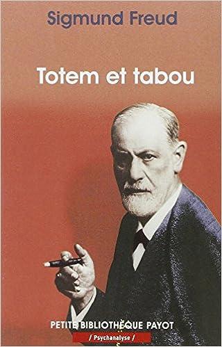 Livre gratuits en ligne Totem et tabou pdf, epub