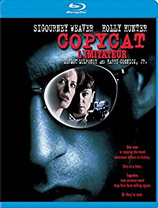 Amazoncom Copycat Blu Ray Sigourney Weaver Holly Hunter Jon