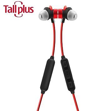 Auriculares inalámbricos Bluetooth,Auriculares Bluetooth 4.1 Cascos Inálambrico Deportivos,IPX7 Resistente al Agua,Sonido Estéreo de Calidad Superior: ...