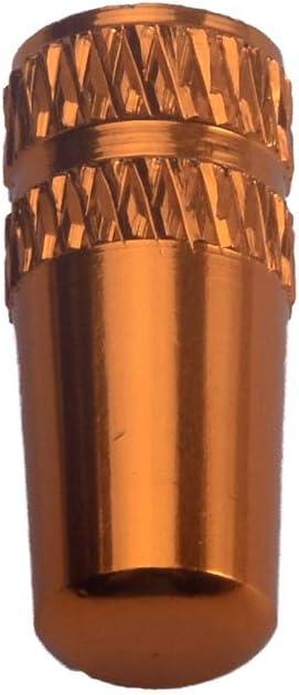 6mm Violet 17 Faderr Lot de 10 Bouchons de Valve Presta pour v/élo