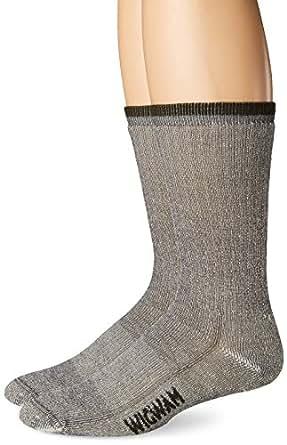 Wigwam Merino Comfort Hiker 2-Pack Women's Socks Charcoal MS