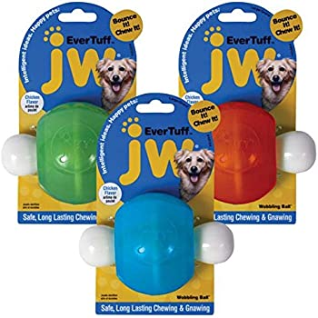 Pet Supplies : JW Pet Company 46124 Wobbling Ball Toys for