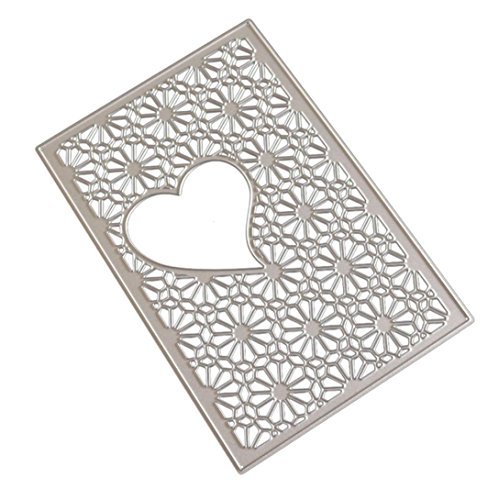 TOPUNDER Cutting Dies Stencils DIY Scrapbooking Album Paper Card -