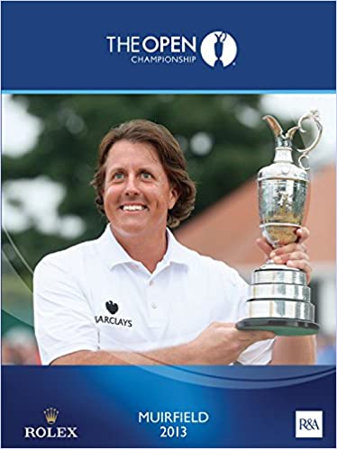 The Open Championship 2013: The Official Story