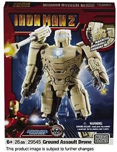 Mega Bloks Iron Man 2 Ground Assault Drone