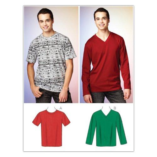 Kwik Sew Mens Men's Knit Shirts (3878) Pattern by Kwik Sew