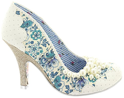 Irregular choice, escarpins femme gIRL 3614