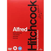 Alfred Hitchock: The Essential Collection