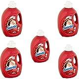 Suavitel Fast Dry Magical Sunset Rose Liquid Fabric Conditioner, 135 fl oz (pack of 5)