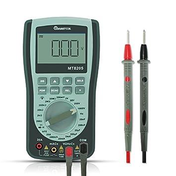mustool mt8205 2 en 1 inteligente Digital portátil de almacenamiento: Amazon.es: Electrónica