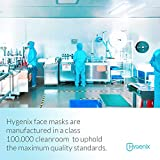 Hygenix 3ply Disposable Face Masks PFE 99% Filter