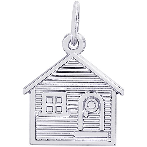 Compare Price To Sterling Silver House Charm Tragerlaw Biz
