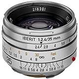 Handevision IBERIT 35mm f/2.4 Lens Leica M (Silver)