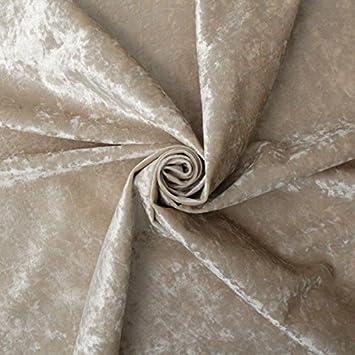 Crushed Velvet 1 Diamante Footstool,Ottoman,Storage Box in Silver,Cream,Black,Truffle,Gold,White,Champagne Black