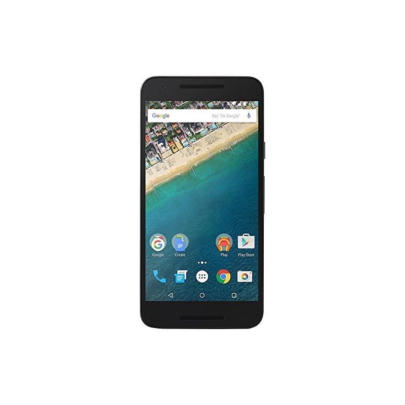 LG Nexus 5X Unlocked Smartphone with 5.2