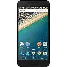 LG Nexus 5X Unlocked Smartphone with 5.2-Inch 32GB H790 4G LTE (Carbon Black) (Certified Refurbished)