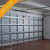 Garage Door Torsion Spring Replacement - 2-Spring - Provider-Supplied Springs - Standard Residential
