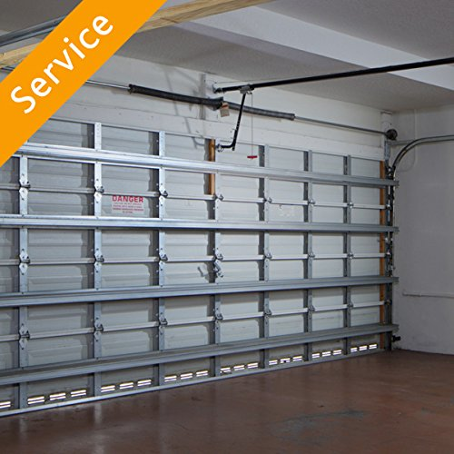 Garage Door Torsion Spring Replacement - 2-Spring - Provider-Supplied Springs - Standard Residential