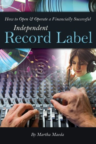 How to Open & Operate a Financially Successful Independent Record Label: With Companion CD-ROM by Atlantic Publishing Company