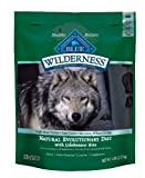 Blue Buffalo Wilderness Grain Free Dry Dog Food, Duck Recipe, 4.5-Pound Bag, My Pet Supplies