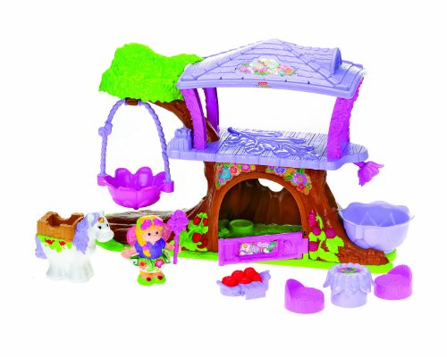Fisher-Price Little People Fairy Treehouse (Tree House Fisher Price compare prices)