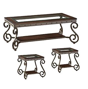 Standard Furniture Saratoga Coffee Table - Brown