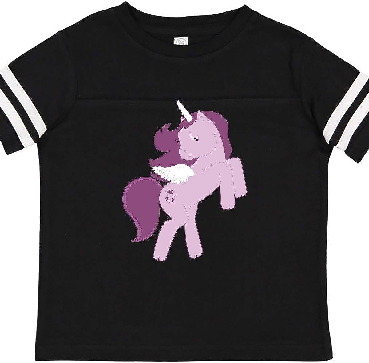inktastic Purple Alicorn Toddler T-Shirt