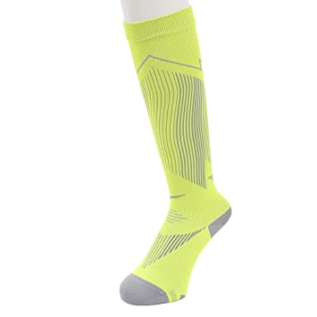 Nike Knee High Elite Run HYP Comp Calcetines, Unisex, 6-7.5 ...