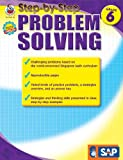 Step-by-Step Problem Solving, Grade 6, , 1609964810