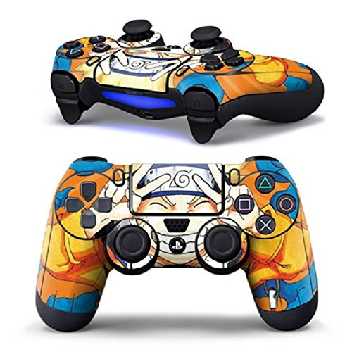Amazon.com: Naruto PS4 Controller Skin for Sony PlayStation ...