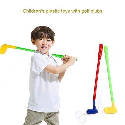 FOONEE - Juego de Palos de Golf para niños, Ideal para niños ...